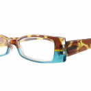 4371 in Tortoise Blue (F)