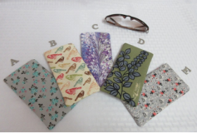 Glasses Case - Cloth 3