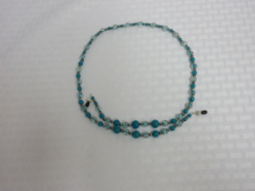 27-B in Turquoise Silver