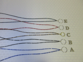 Lanyards 3 - Beaded