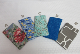 Glasses Case - Cloth 5
