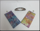 Glasses Case - Batik