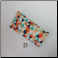 D - Soft Eyeglass Case in Triangles