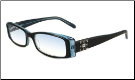 840-CL in Black Blue (C/F)