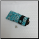B - Soft Fabric Eyeglass Case in Turquoise Bandana