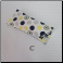 C - Flannel Eyeglass Case in Large Dots