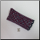E - Soft Eyeglass Case in Pink Pink Dots